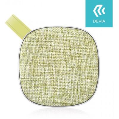 Altoparlante Bluetooth in tessuto serie Cinya Verde