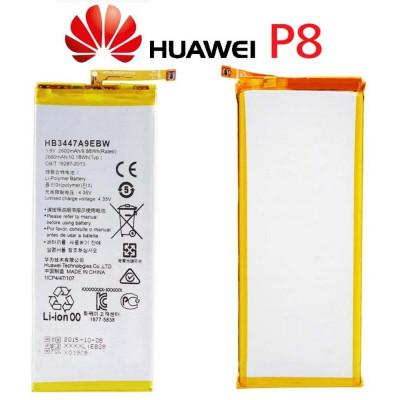 Huawei Batteria Originale HB3447A9EBW per P8