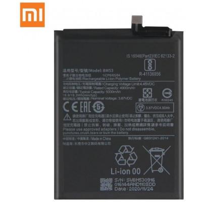 Batteria Originale per Xiaomi Mi 10T/Mi 10T Pro BM53