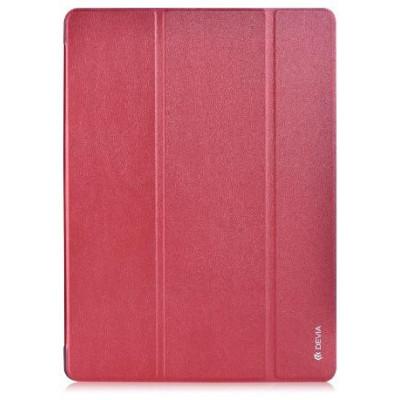Cover Devia Per iPad Pro 12.9 con funzione On/Off Rossa