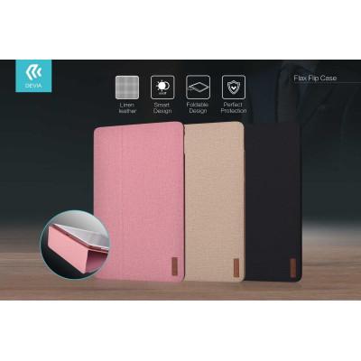 Cover Flax Flip Case per iPad Pro 10.5 in Pelle Nera