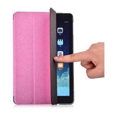 Cover Devia Per iPad Mini 4 con funzione On/Off Rosa