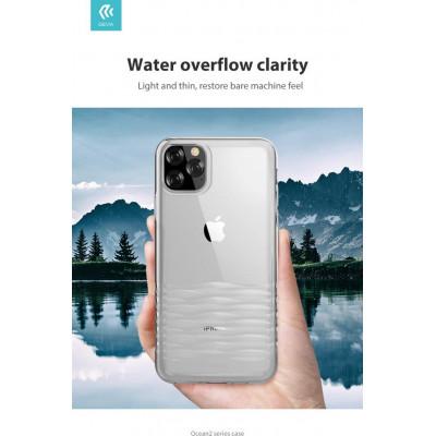 Cover Ocean 2 Alta Protezione Trasparente per iPhone 11 Pro