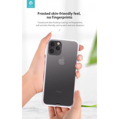 Cover Soft e protezione camera per iPhone 11 Pro Nera