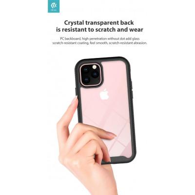 Cover Componibile e protezione camera per iPhone 11 Pro Nera
