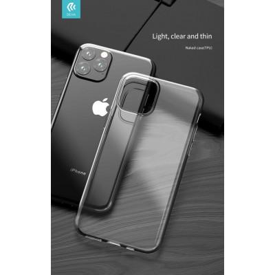 Cover Protezione in TPU Trasparente per iPhone 11 Pro Max