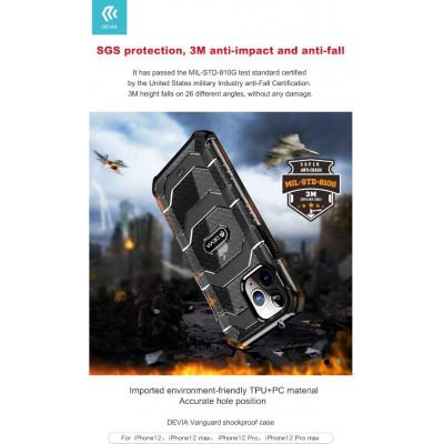 Cover super protettiva in materiale 3M per iPhone 12 & 12Pro