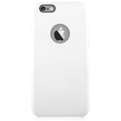 Cover C.E.O Microfibra iPhone 6/6S Plus Con Vista Logo Bianc