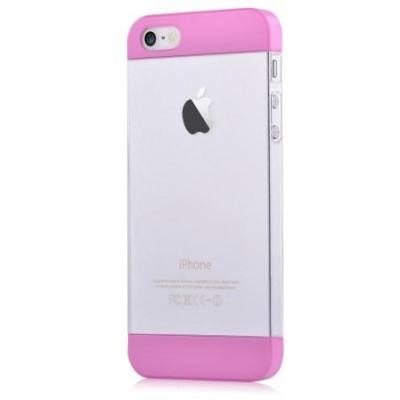 Custodia Protettiva per iPhone 5 5C 5S SE Colore Rosa Fresh