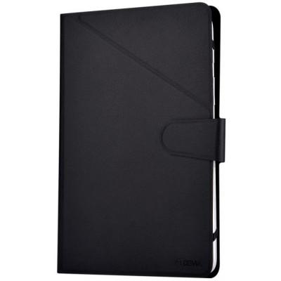 Custodia a Libro Universale per Tablet 10 Pollici Nera
