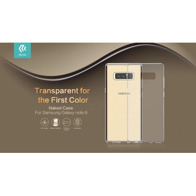 Cover Naked TPU Morbido per Samsung Note 8