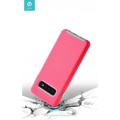 Cover Alta Protezione 360° per Samsung S10 Plus Rossa