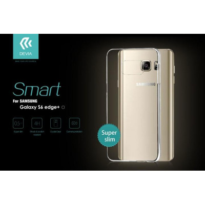 Cover Smart super slim 0.5 mm per Samsung S6 Edge+