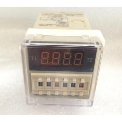 Temporizzatore Digitale Ricambio Macchine LCD