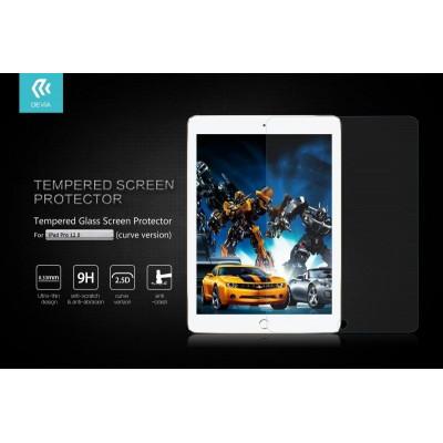 Pellicola in Vetro Temperato 9H Con Curve per iPad Pro 12.9