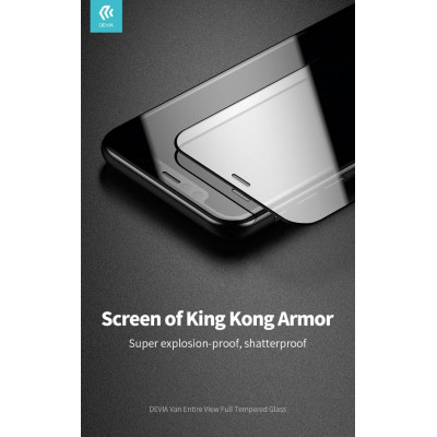 Pellicola Vetro Temperato per iPhone 11 Pro Max Full screen
