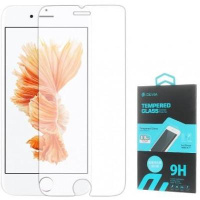 Pellicola in Vetro Temperato 9H 0,18 mm per iPhone 6 / 6S
