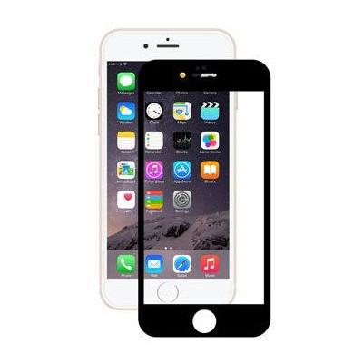 Copertura in Vetro Temperato Full 0.26 mm iPhone 6/6S Nero