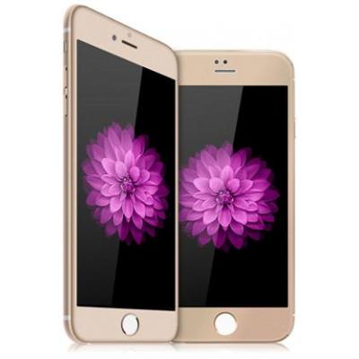 Devia Schermo in vetro temperato Full iPhone 6/6S Oro 0.26mm