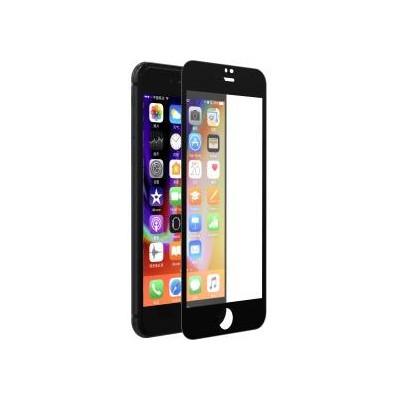 Pellicola Vetro temperato Full 0.26 mm iPhone 7/8 Plus Nera
