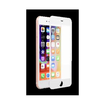 Pellicola Vetro temperato Full 0.26 mm iPhone 7/8 Plus Bianc