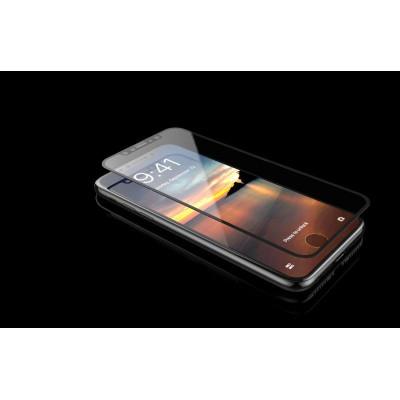 Vetro temperato Van invisibile e anti impronte per iPhone X