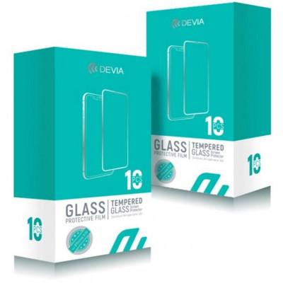 Box 10 Pellicole in Vetro Temperato Entire per iPhone Xs Max