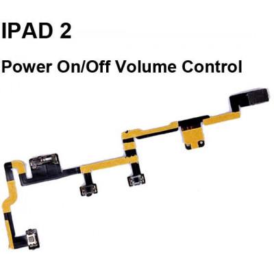 iPad 2 Power On Off Switch Mute Volume Button Cavo Flex