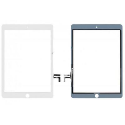 Touch per iPad 5a generazione A1822 - A1823 Grado AAA+ Bianc