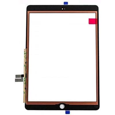 Touch per iPad 7 & 8 Generazione A2197 - A2200 - A2270 Nero