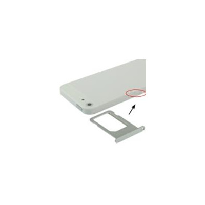 Slot Sim Card per iPhone 5 Bianco