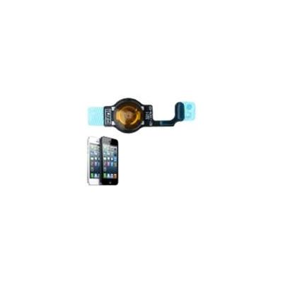Membrana Pulsante Home con Cavo Flex per iPhone 5