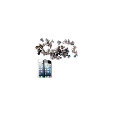 Set Viti completo per per iPhone 5 Bianco 52 Pezzi