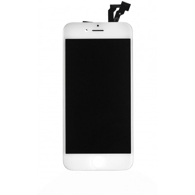 Display LCD Originale LG AAA+ per iPhone 6 Bianco