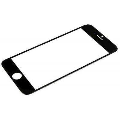 Vetro Touch Screen per iPhone 6 Plus Nero