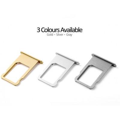 Basetta porta Sim Card per iPhone 6 Plus Bianco
