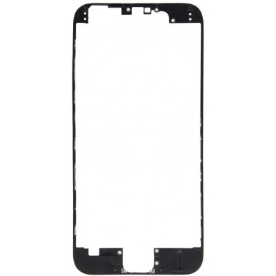 Frame con Colla a Caldo per iPhone 6S Nero