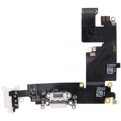 Connettore Carica Dock Foxcon iPhone 6S Plus Bianco