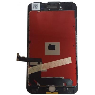 Touch LG o Toshiba AAA+ & LCD Per Apple iPhone 7 Plus Nero