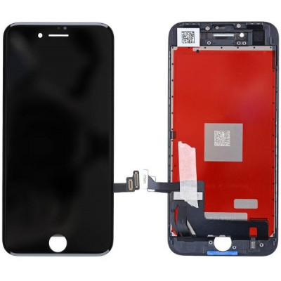 LCD Originale LG o Toshiba AAA+ Per Apple iPhone 8 Nero