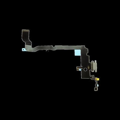 Connettore carica per iPhone XS MAX Silver