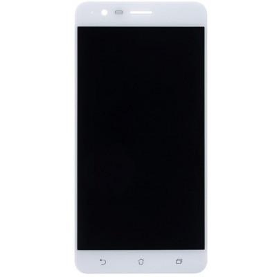 LCD per Asus ZenFone 3 Zoom ZE553KL Bianco
