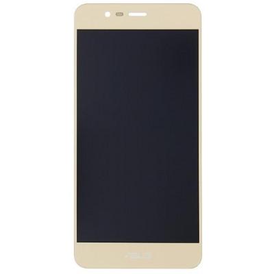 Lcd Originale per Asus ZenFone 3 Max ZC520TL Gold