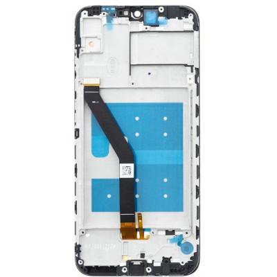 Lcd per Huawei Honor 8A con Frame Nero