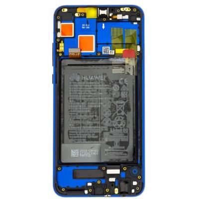 Lcd Huawei Honor 8X - View 10 Lite JSN-L21 S. Pack Blu