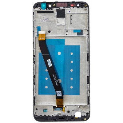 LCD Display + Frame per Huawei Mate 10 Lite Blu