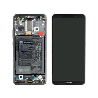 Lcd Frame e Batt 02351RVN Originale Huawei Mate 10 Pro Nero