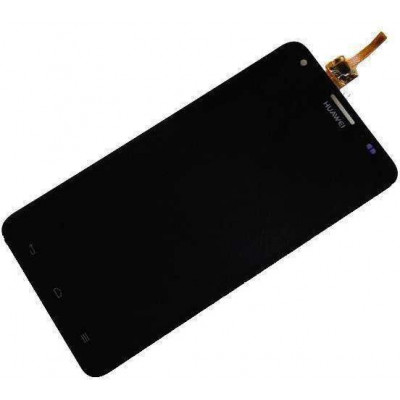 Huawei Mate7 lcd Assemblato senza frame Nero