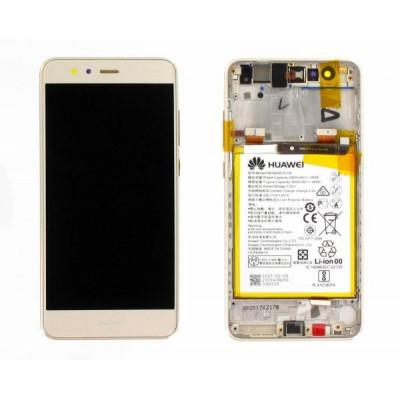 Lcd Huawei P10 Lite Dual Sim WAS-L21 02351FSN GOLD Service P