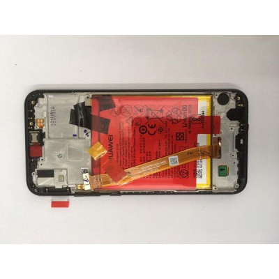 Lcd Huawei P20 Lite Originale Service Pack 02351VPR Nero